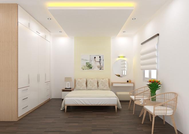 Thiết kế nhà 2 tầng 120m2 cho đại gia đình 2 thế hệ - 08