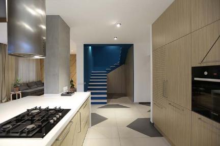 Thiết kế nhà 2 tầng tông màu tự nhiên đẹp trang nhã và sang trọng - 04