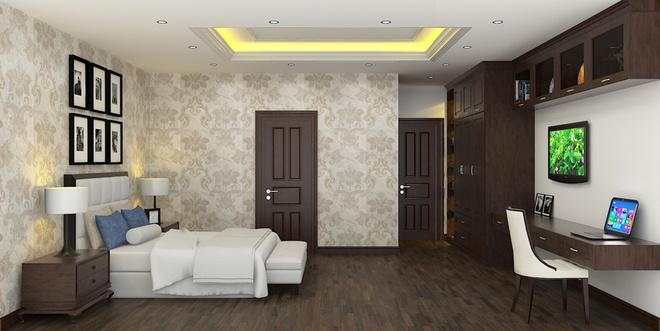 Thiết kế nhà ống 3 tầng có nhiều không gian riêng tư - 04