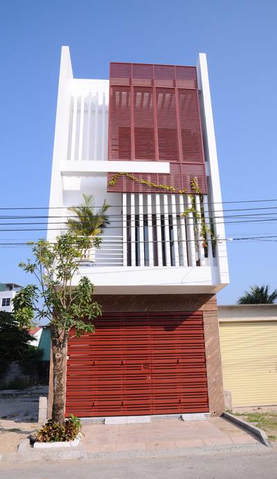 Chiêm ngưỡng mẫu thiết kế nhà phố ngập tràn ánh sáng 100m2 ở Hà Nội