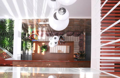 Chiêm ngưỡng mẫu thiết kế nhà phố ngập tràn ánh sáng 100m2 ở Hà Nội - 04