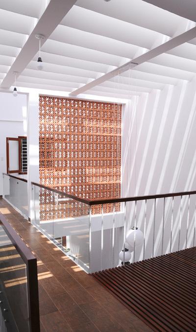 Chiêm ngưỡng mẫu thiết kế nhà phố ngập tràn ánh sáng 100m2 ở Hà Nội - 06