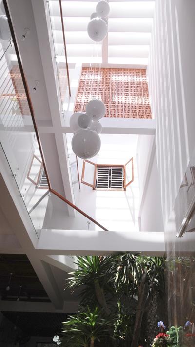 Chiêm ngưỡng mẫu thiết kế nhà phố ngập tràn ánh sáng 100m2 ở Hà Nội - 07
