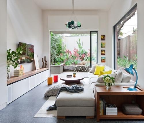 Thiết kế nhà trệt 1 tầng khắc phục mọi hạn chế