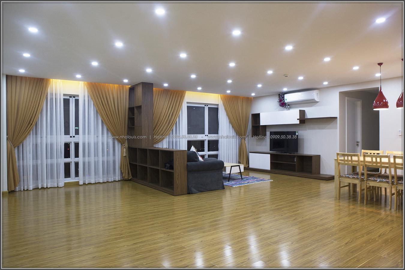Thiết kế thi công nội thất căn hộ cao cấp Happy Valley quận 7 - 03