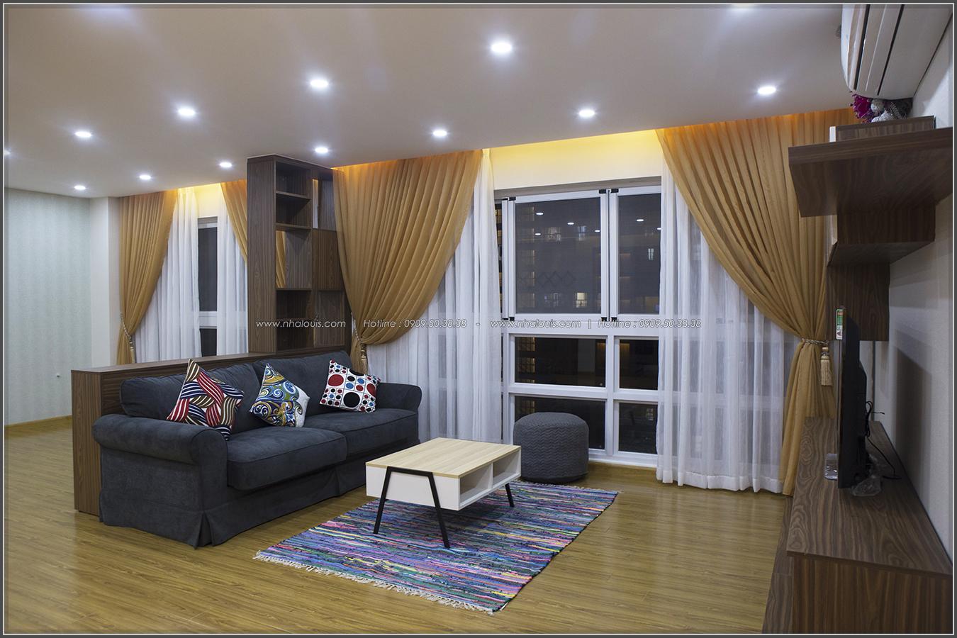 Thiết kế thi công nội thất căn hộ cao cấp Happy Valley quận 7 - 04