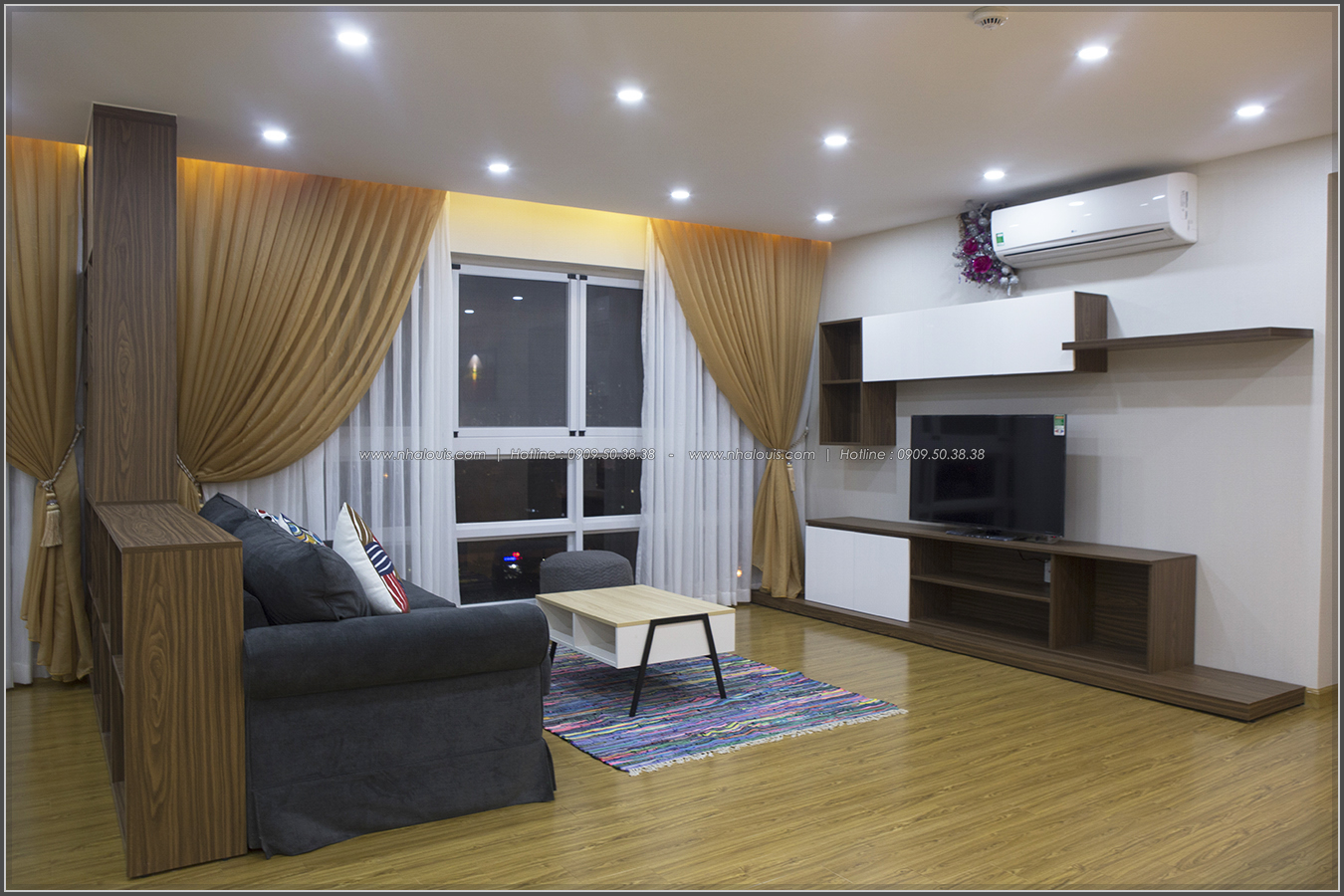 Thiết kế thi công nội thất căn hộ cao cấp Happy Valley quận 7 - 05