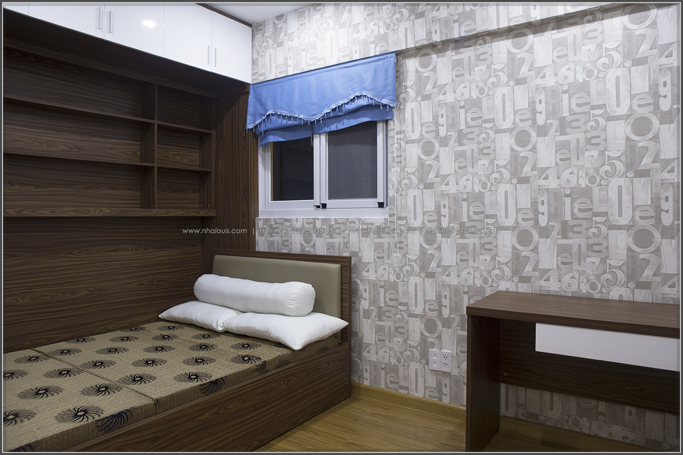 Thiết kế thi công nội thất căn hộ cao cấp Happy Valley quận 7 - 27