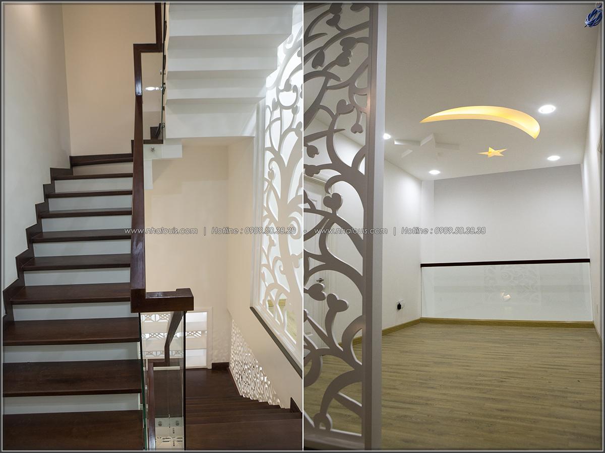 Thiết kế và thi công biệt thự phố đẹp với hồ bơi xanh mát tại Tân Bình - 16