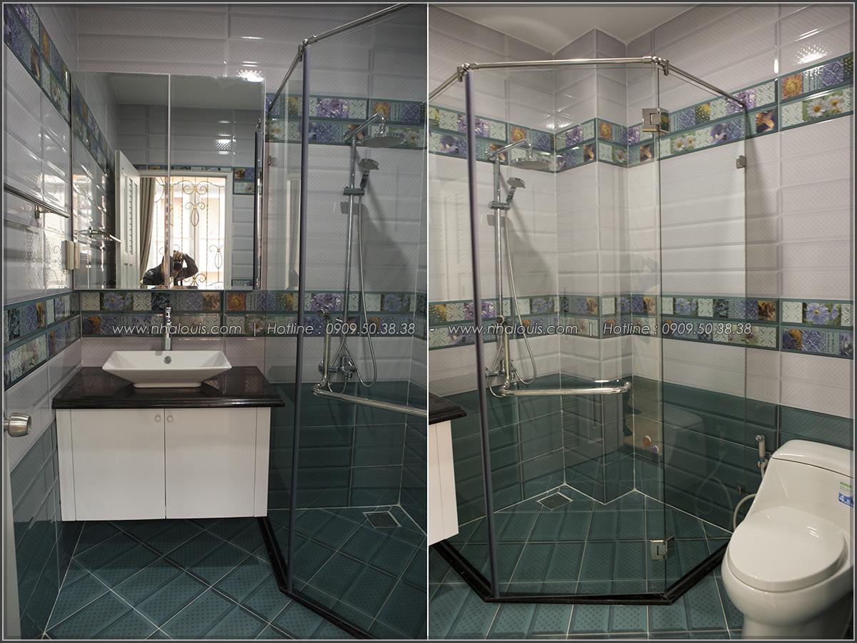 Thiết kế và thi công biệt thự phố đẹp với hồ bơi xanh mát tại Tân Bình - 24