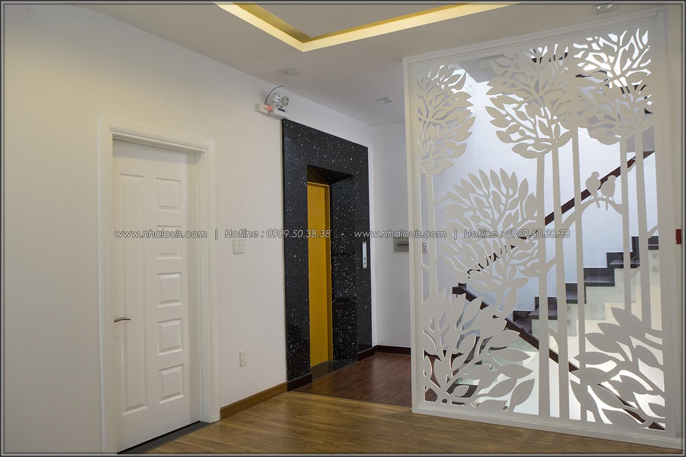 Thiết kế và thi công biệt thự phố đẹp với hồ bơi xanh mát tại Tân Bình - 32