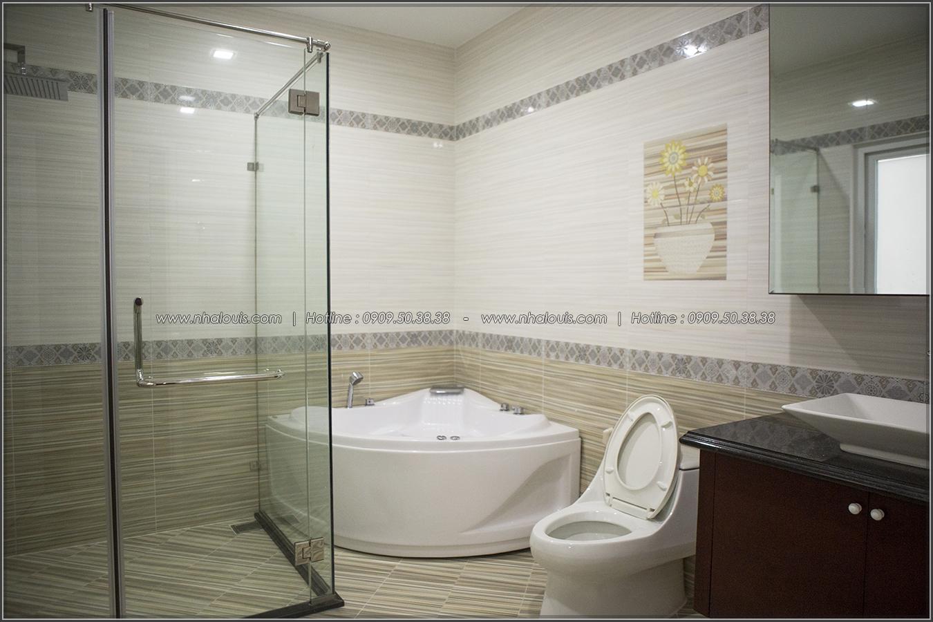 Thiết kế và thi công biệt thự phố đẹp với hồ bơi xanh mát tại Tân Bình - 39