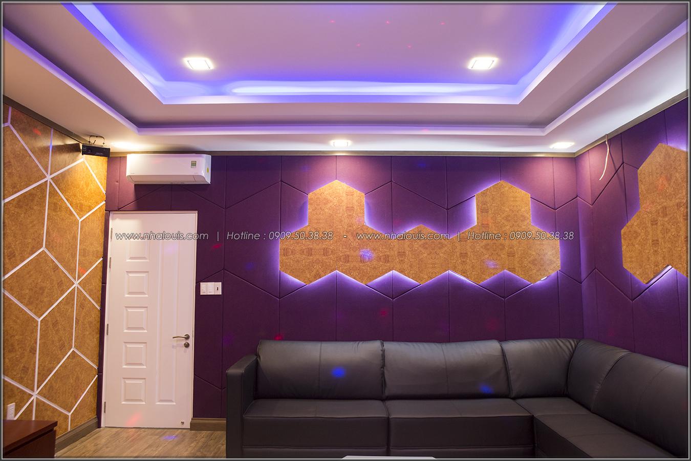 Thiết kế và thi công biệt thự phố đẹp với hồ bơi xanh mát tại Tân Bình - 49