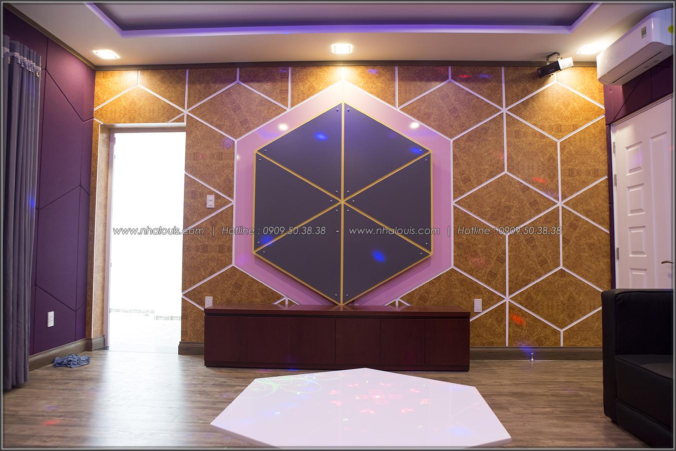 Thiết kế và thi công biệt thự phố đẹp với hồ bơi xanh mát tại Tân Bình - 52