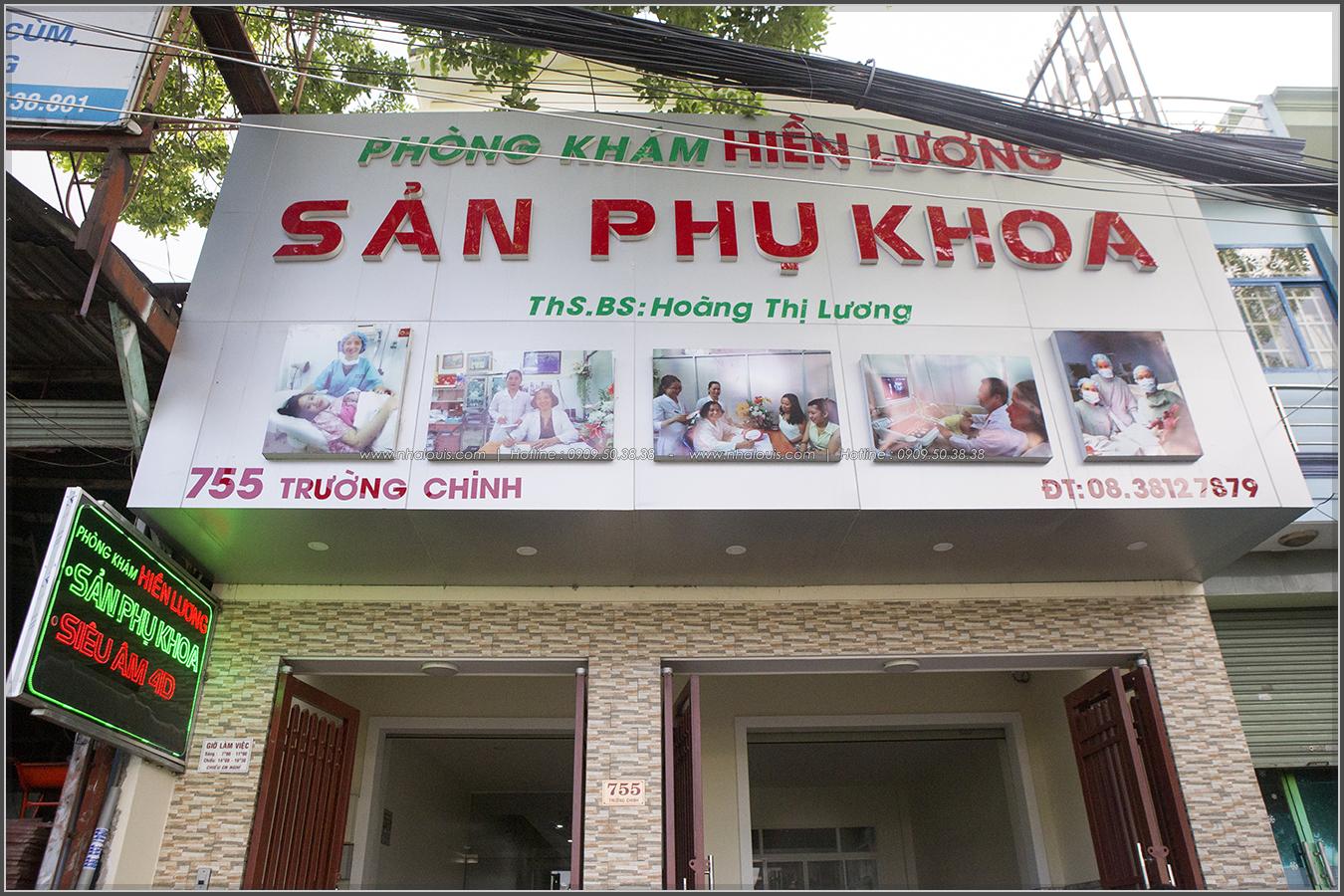 Thiết kế và thi công phòng khám phụ sản tại quận Tân Phú - 02