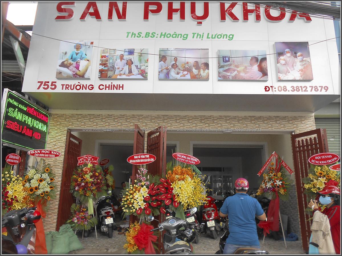 Thiết kế và thi công phòng khám phụ sản tại quận Tân Phú - 03