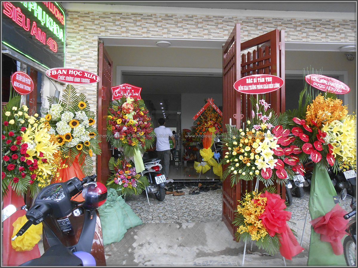 Thiết kế và thi công phòng khám phụ sản tại quận Tân Phú - 04