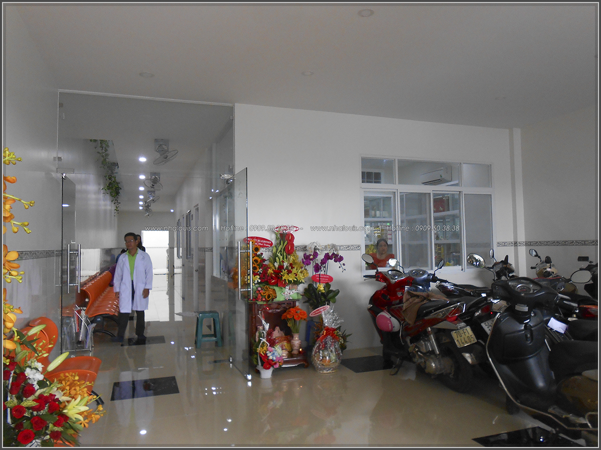 Thiết kế và thi công phòng khám phụ sản tại quận Tân Phú - 06