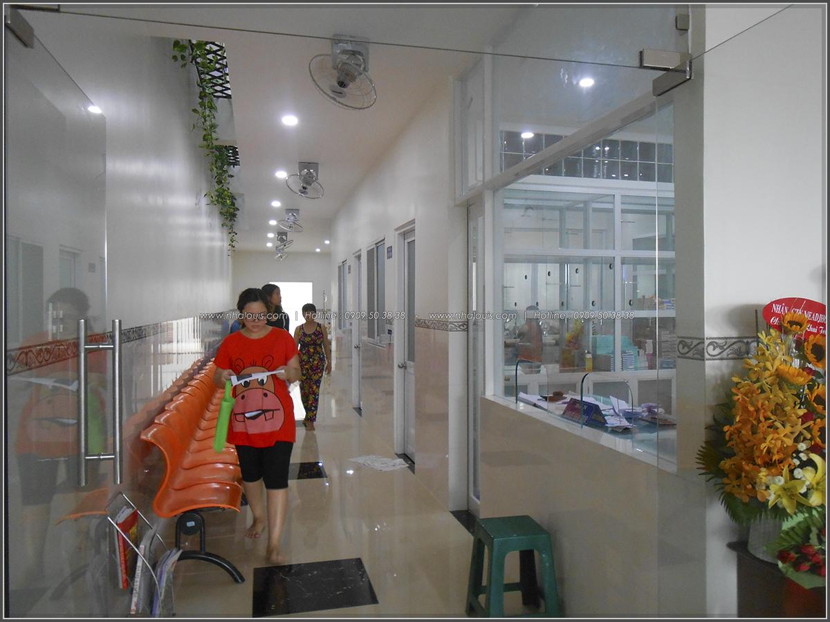 Thiết kế và thi công phòng khám phụ sản tại quận Tân Phú - 07
