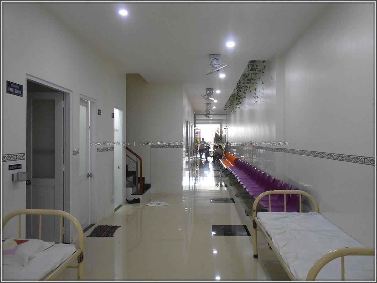 Thiết kế và thi công phòng khám phụ sản tại quận Tân Phú - 09