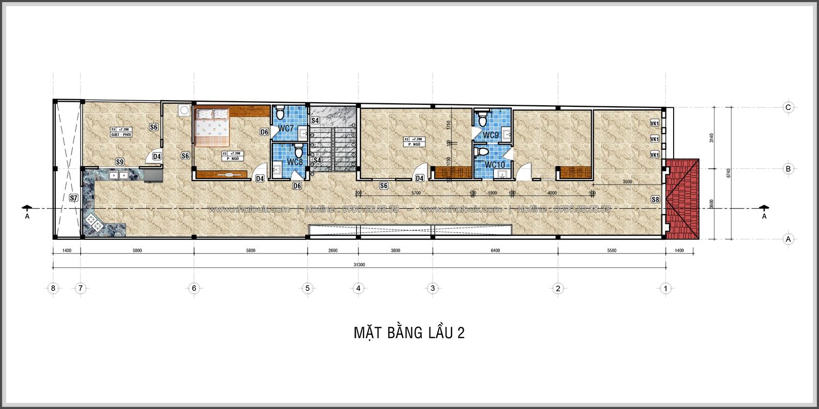 Thiết kế và thi công phòng khám phụ sản tại quận Tân Phú - 14