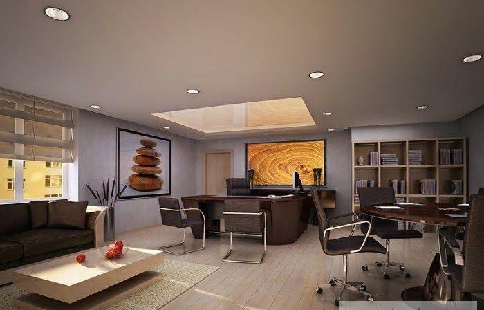 Thiết kế văn phòng có diện tích nhỏ không bị bí bách - 04