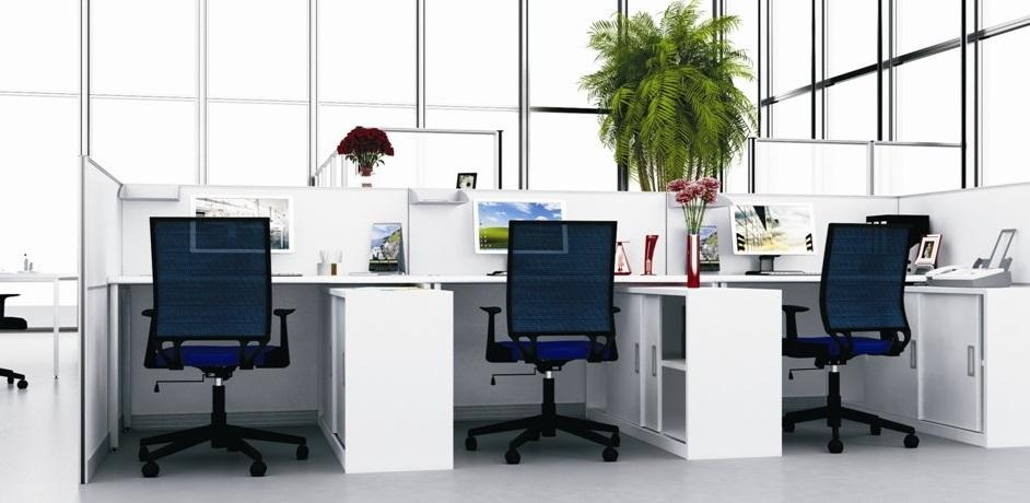 Thiết kế văn phòng có diện tích nhỏ không bị bí bách - 05