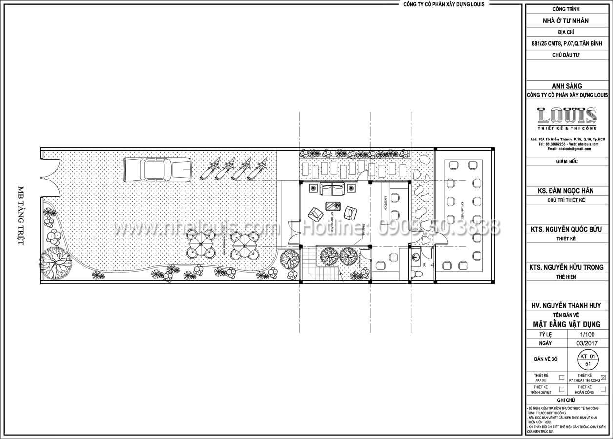 Thiết kế văn phòng hiện đại với phong cách mở tại Bình Dương - 09