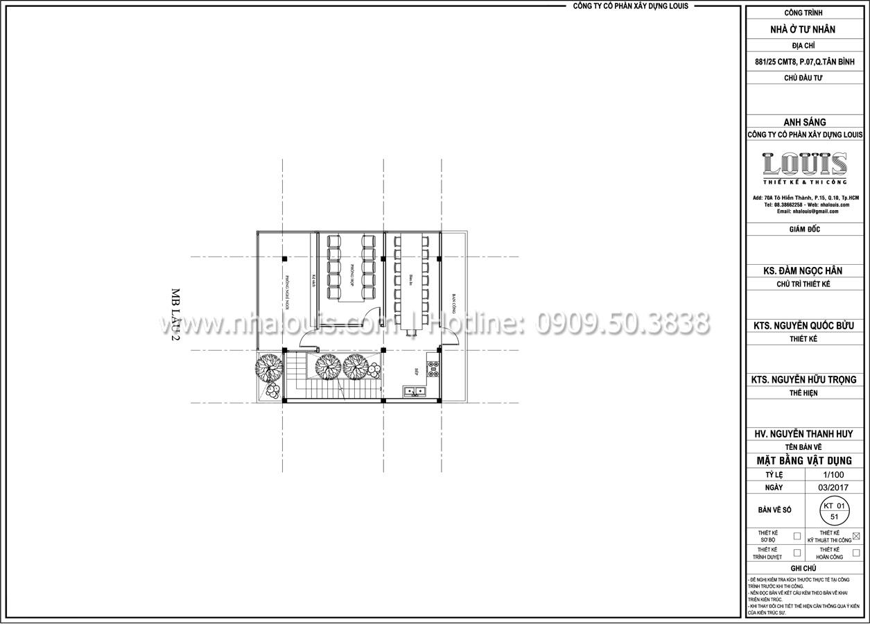 Thiết kế văn phòng hiện đại với phong cách mở tại Bình Dương - 12