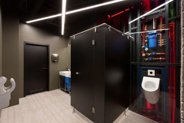 Thiết kế văn phòng giống bộ vi xử lý máy tính mới lạ và độc đáo - 06