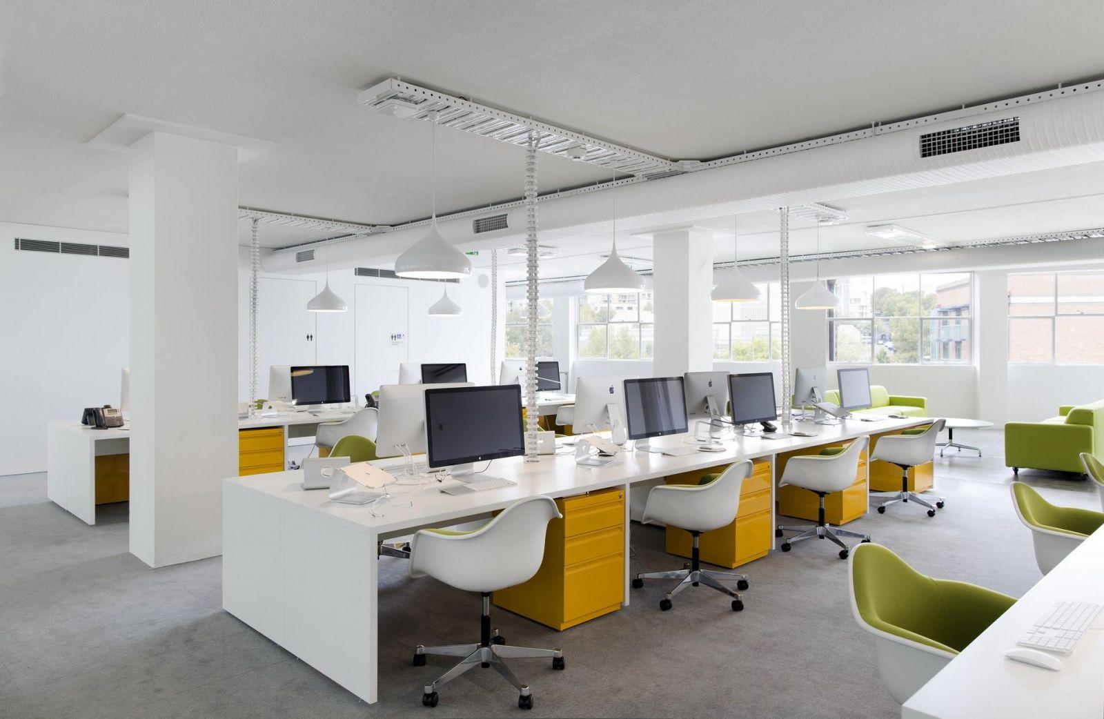 Những mẫu thiết kế văn phòng mở xu hướng 2017 - 02