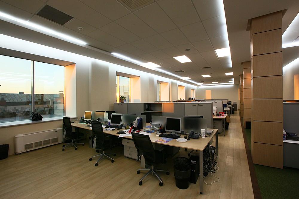 Những mẫu thiết kế văn phòng mở xu hướng 2017 - 06