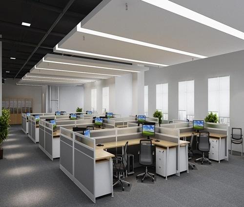 Những mẫu thiết kế văn phòng mở xu hướng 2017