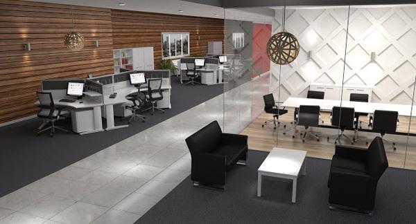 Những mẫu thiết kế văn phòng startup đẹp ngất ngây - 03