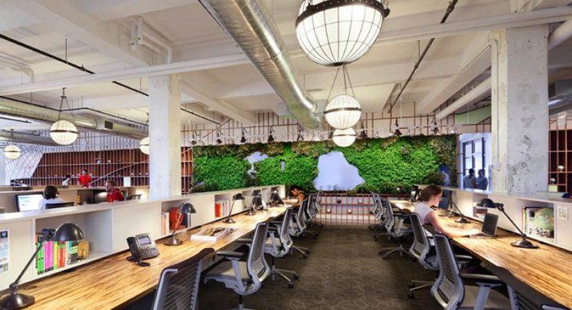 Những mẫu thiết kế văn phòng startup đẹp ngất ngây - 06