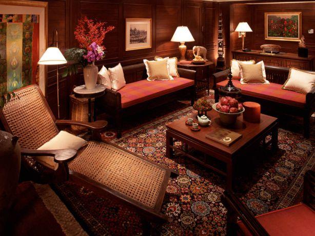Trầm trồ với những thiết kế nội thất phòng khách sang trọng