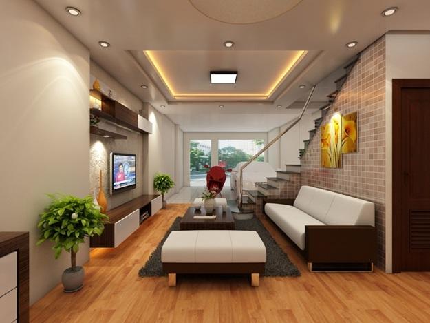 Tư vấn thiết kế mẫu nhà phố 3 tầng đẹp để bạn tham khảo - 02