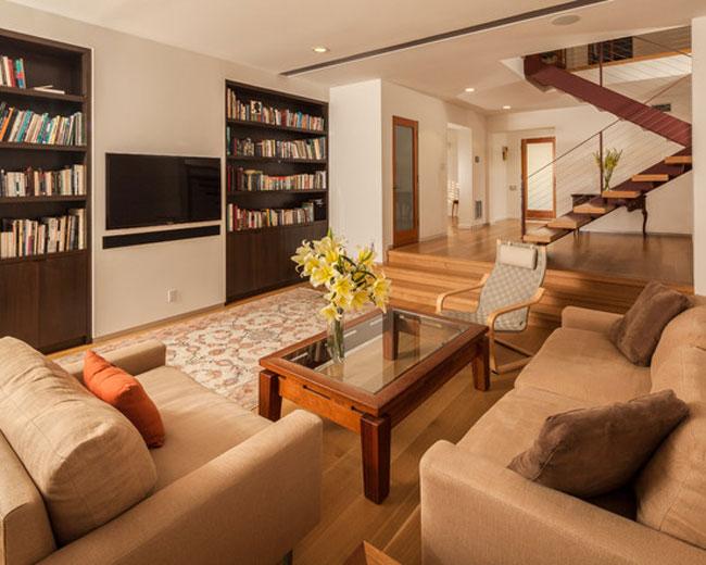 Tư vấn thiết kế mẫu nhà phố 3 tầng đẹp để bạn tham khảo - 03