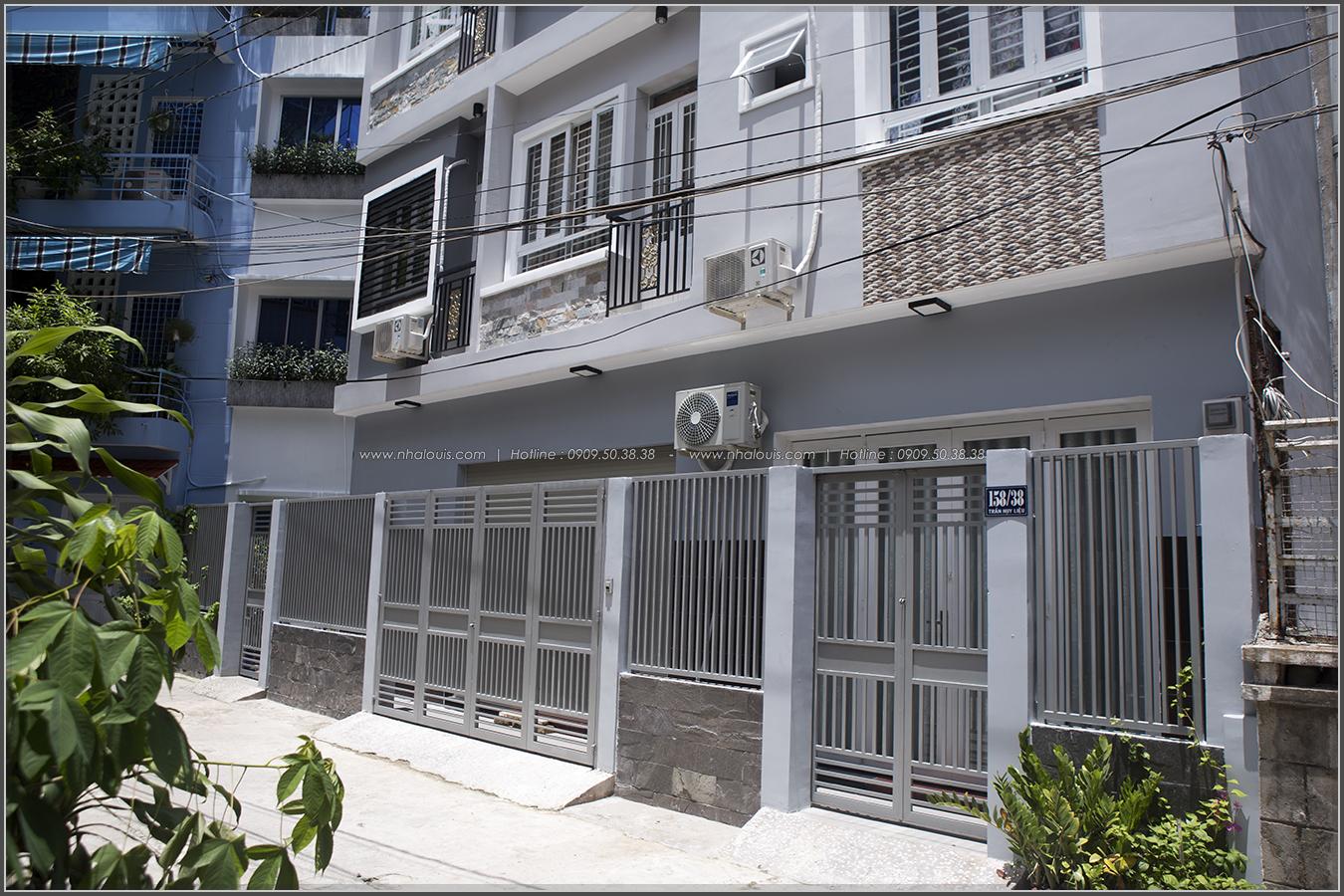Thi công xây dựng nhà trọ để kinh doanh tại quận Phú Nhuận - 02