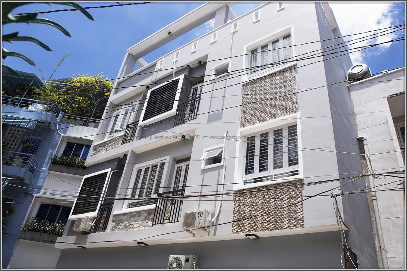 Thi công xây dựng nhà trọ để kinh doanh tại quận Phú Nhuận - 03