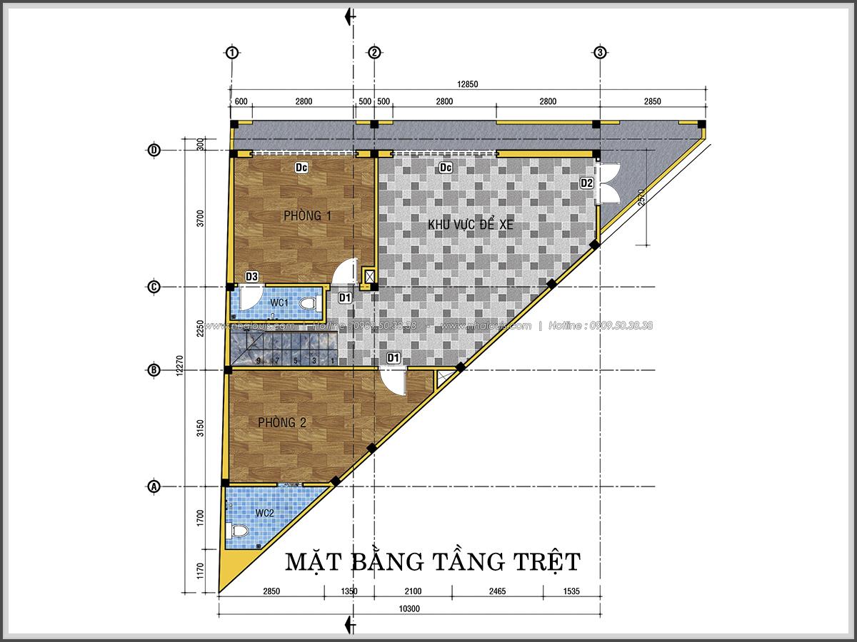 Thi công xây dựng nhà trọ để kinh doanh tại quận Phú Nhuận - 05