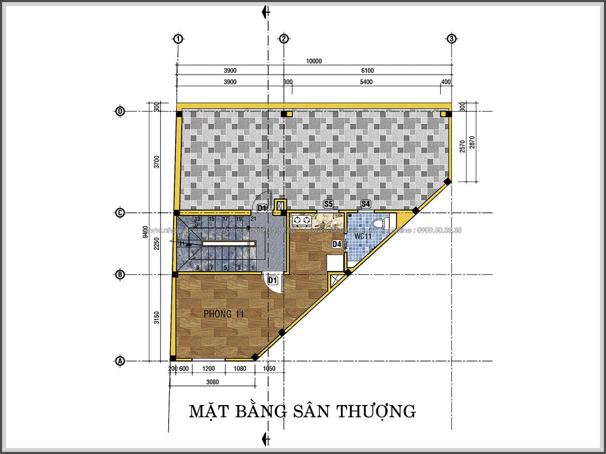 Thi công xây dựng nhà trọ để kinh doanh tại quận Phú Nhuận - 08