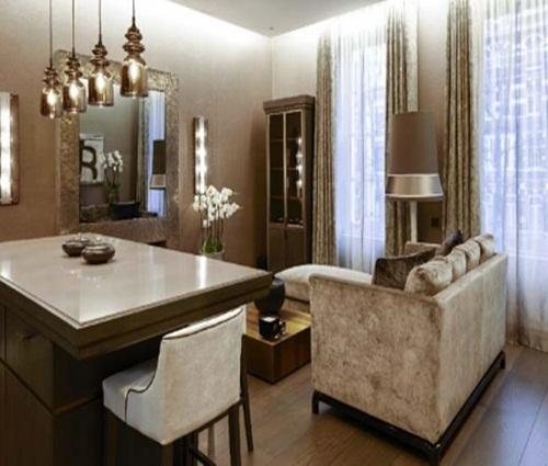 Vẻ đẹp gây thương nhớ của căn hộ chung cư 1 phòng ngủ