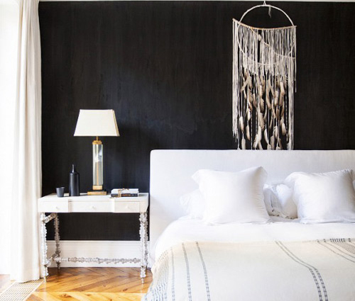 Ý tưởng kết hợp màu sắc độc đáo cho phòng ngủ đẹp độc đáo