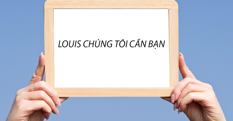 Tin tuyển dụng của LOUIS