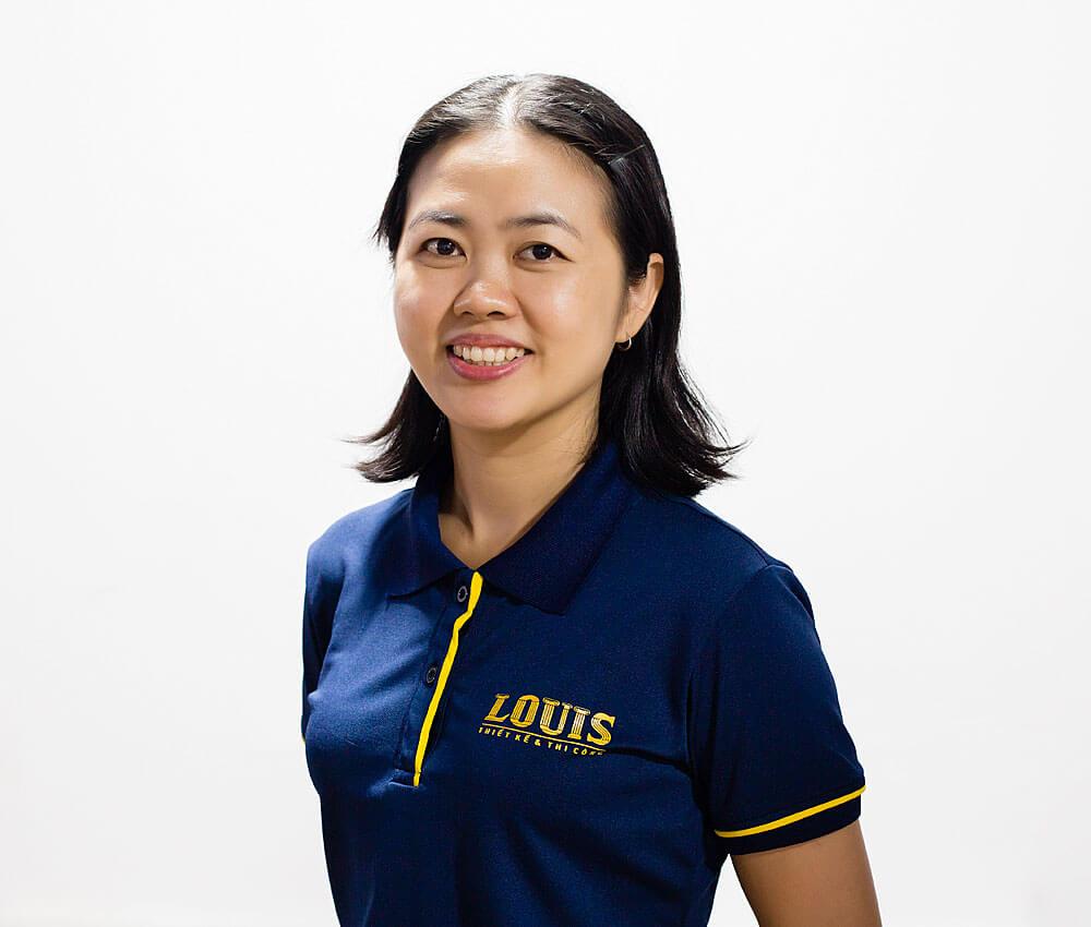 Giám đốc thiết kế kết cấu công ty LOUIS- Lê Minh Châu