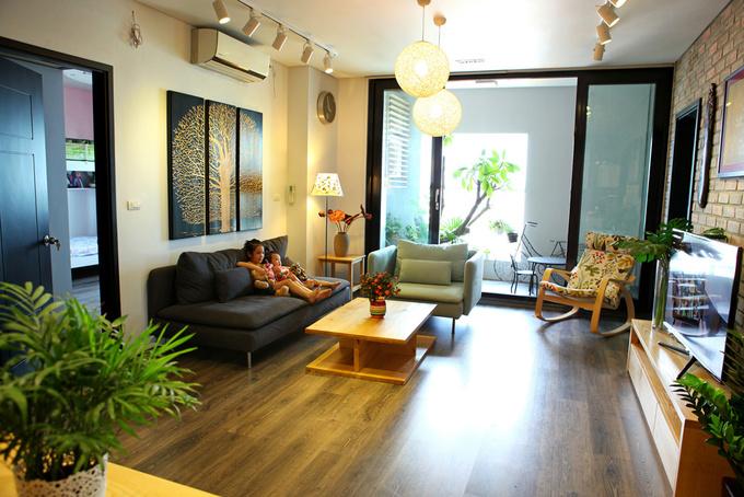 Ngắm nhìn căn hộ Việt Nam mang màu sắc Bắc Âu