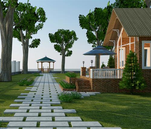 Phía sau những thiết kế biệt thự nhà vườn hoàn hảo là gì?