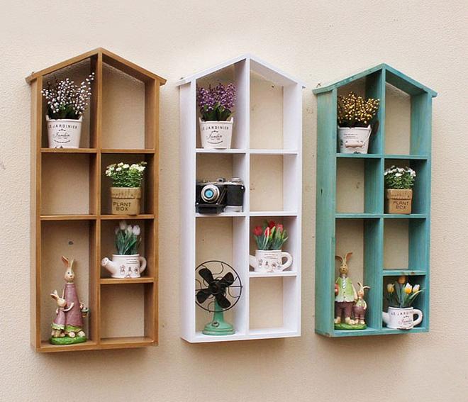 Phụ kiện trang trí nhà cửa tích hợp chức năng lưu trữ siêu tiện ích