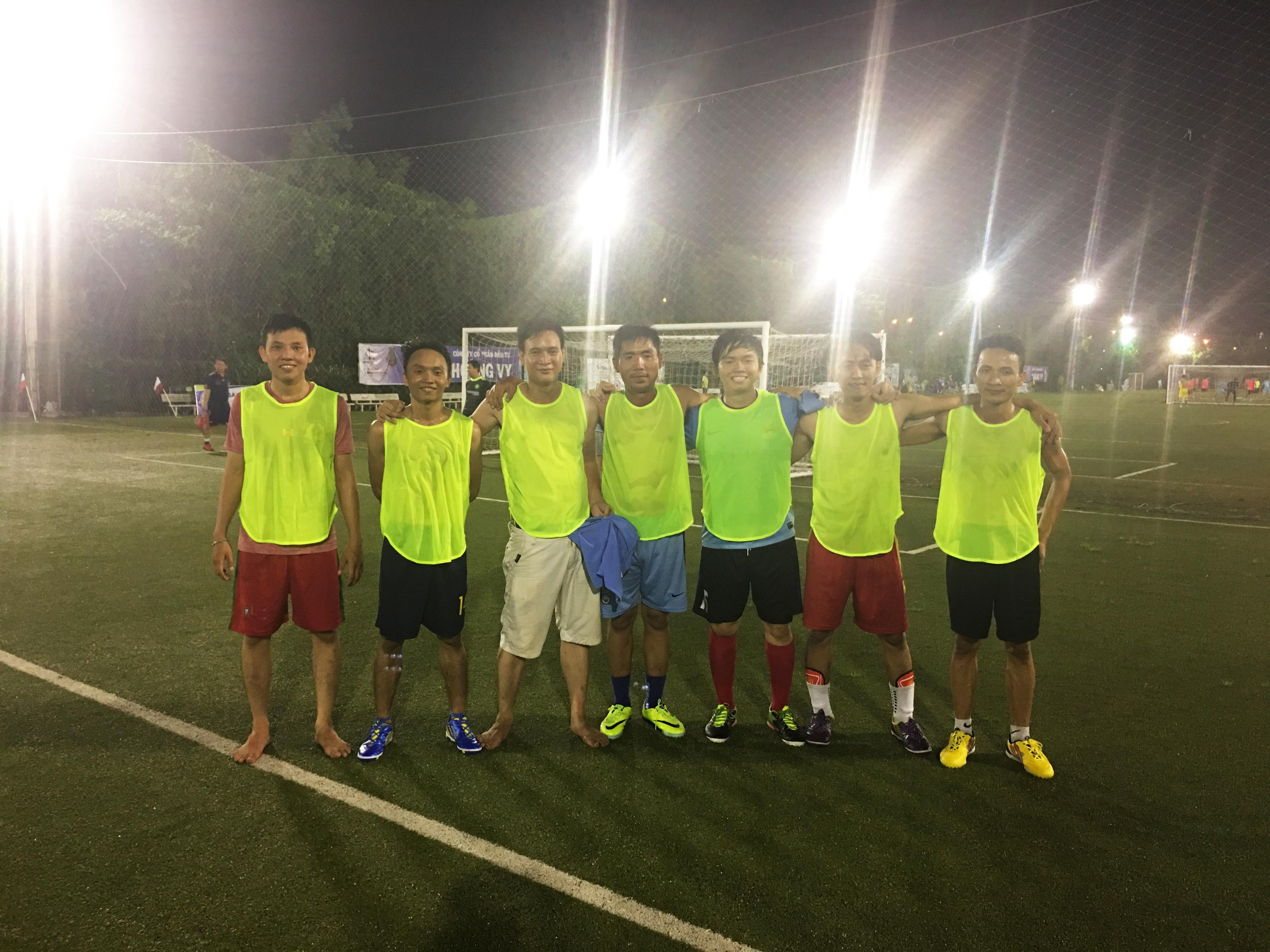 Tạo sân chơi nâng cao sức khỏe và tinh thần đoàn kết nhân viên